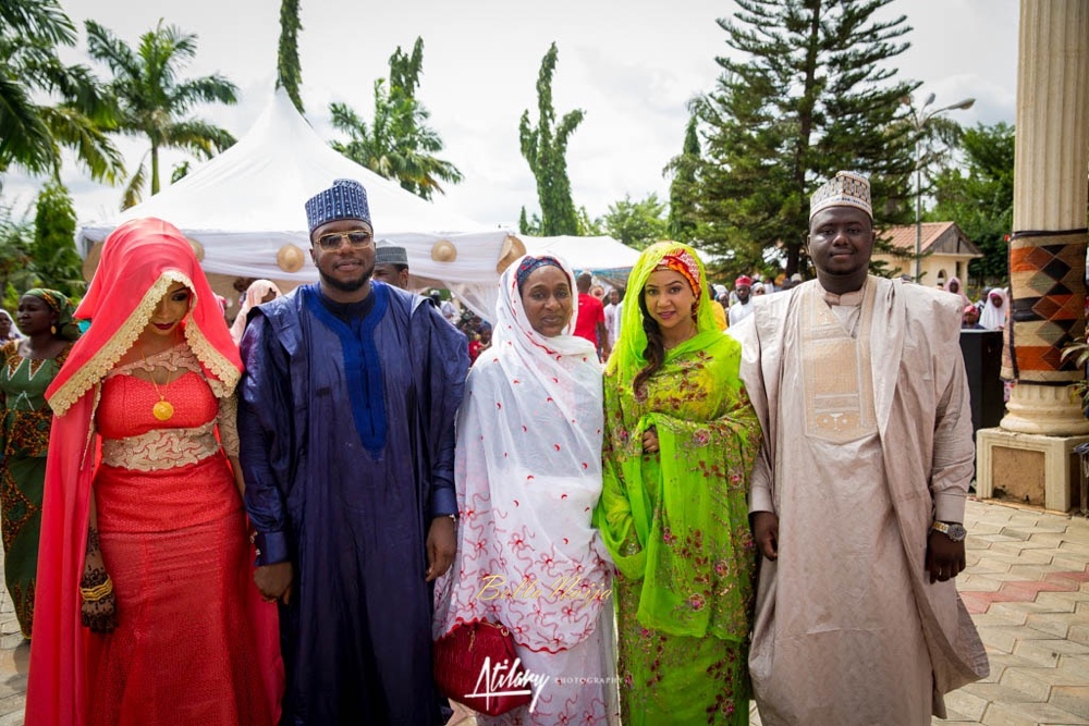 Double Wedding_Hausa Sisters_Rabi and Abdullahi, Amina and Ahmed_Nigerian Northern Wedding_BellaNaija Weddings 2016_Budan Kai_862C4279