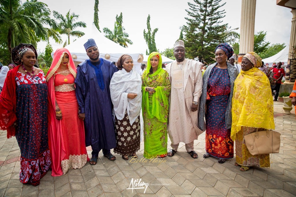 Double Wedding_Hausa Sisters_Rabi and Abdullahi, Amina and Ahmed_Nigerian Northern Wedding_BellaNaija Weddings 2016_Budan Kai_862C4283
