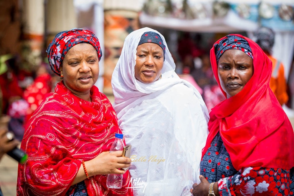 Double Wedding_Hausa Sisters_Rabi and Abdullahi, Amina and Ahmed_Nigerian Northern Wedding_BellaNaija Weddings 2016_Budan Kai_AY1P4163