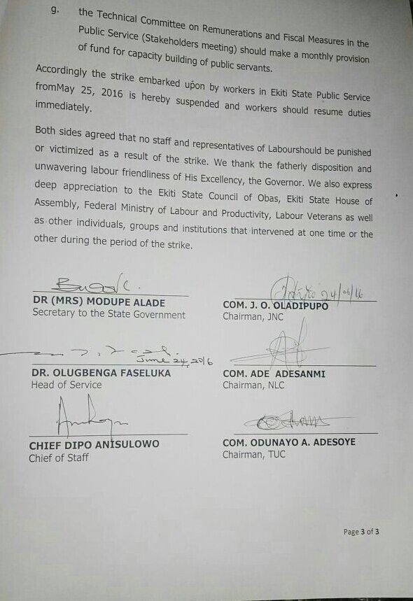 Ekiti Workers Suspend Strike3