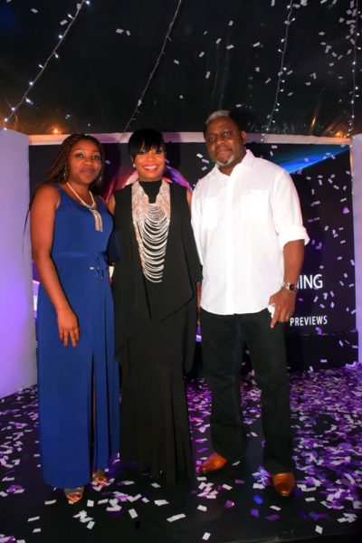 Emeka & Chioma Nwankwo with Ndidi Obioha