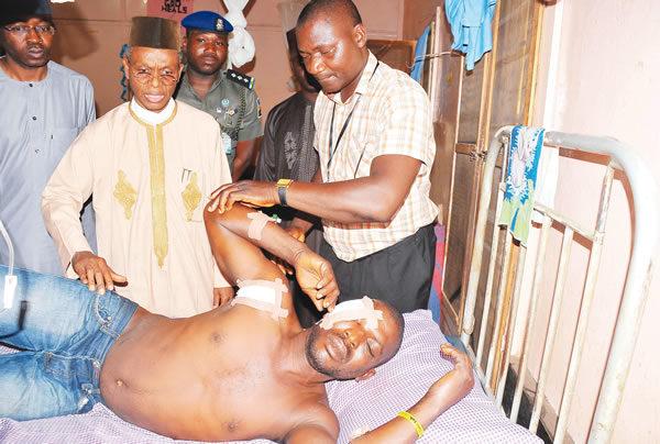 Emmanuel Francis Kaduna Attack