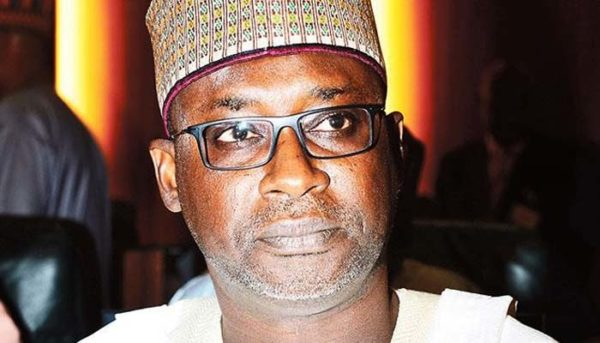 Minister of Water Resources, Engr. Suleiman Adamu