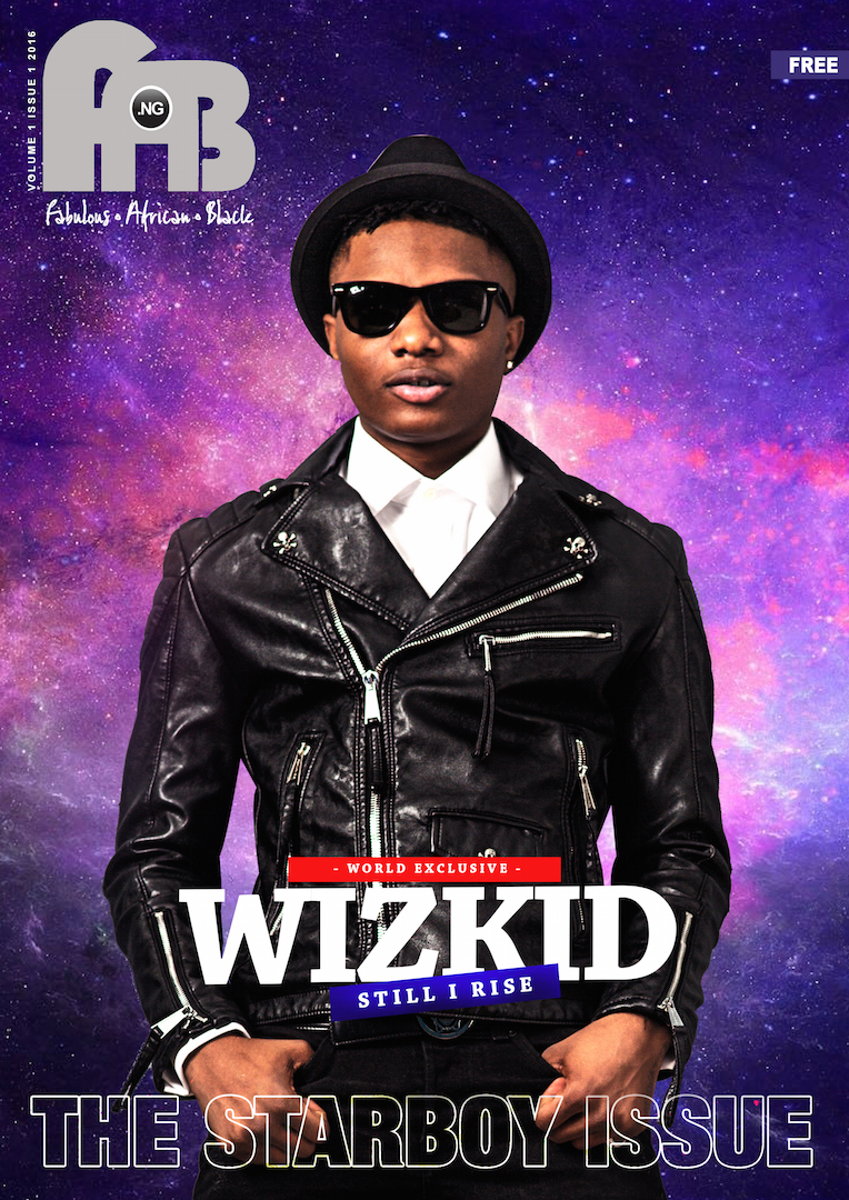 FAB COVER PAGE STARBOY ISSUE