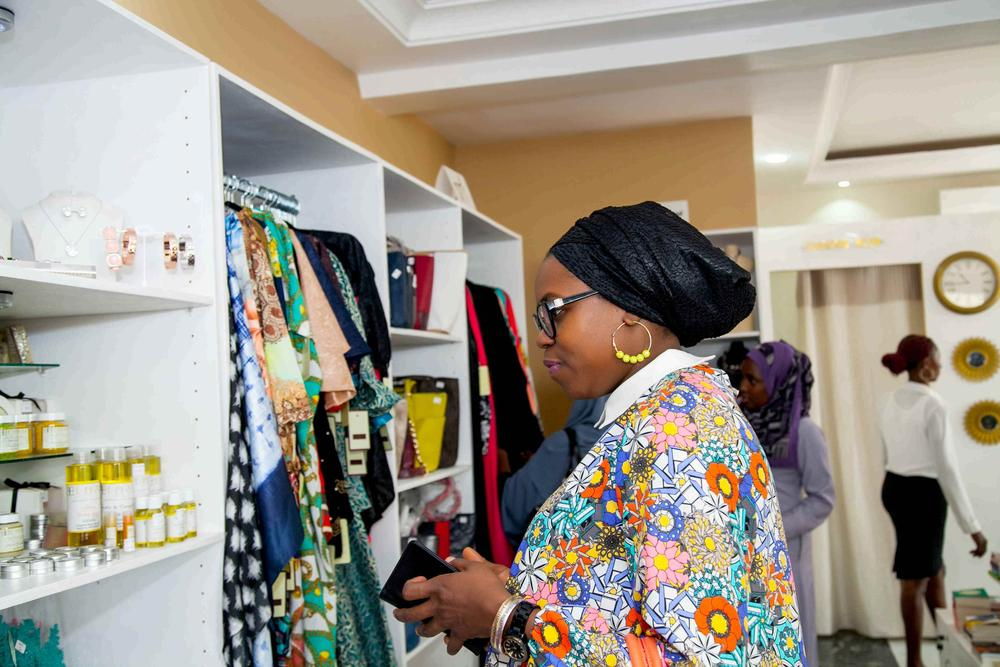 Umrah Banner: Abuja's Foremost Lifestyle Store Is Now Open