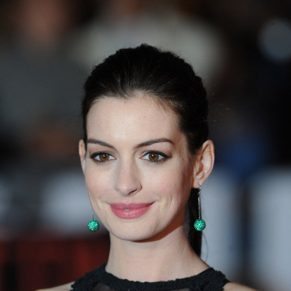 Actress Anne Hathaway Appointed As UN's Goodwill
