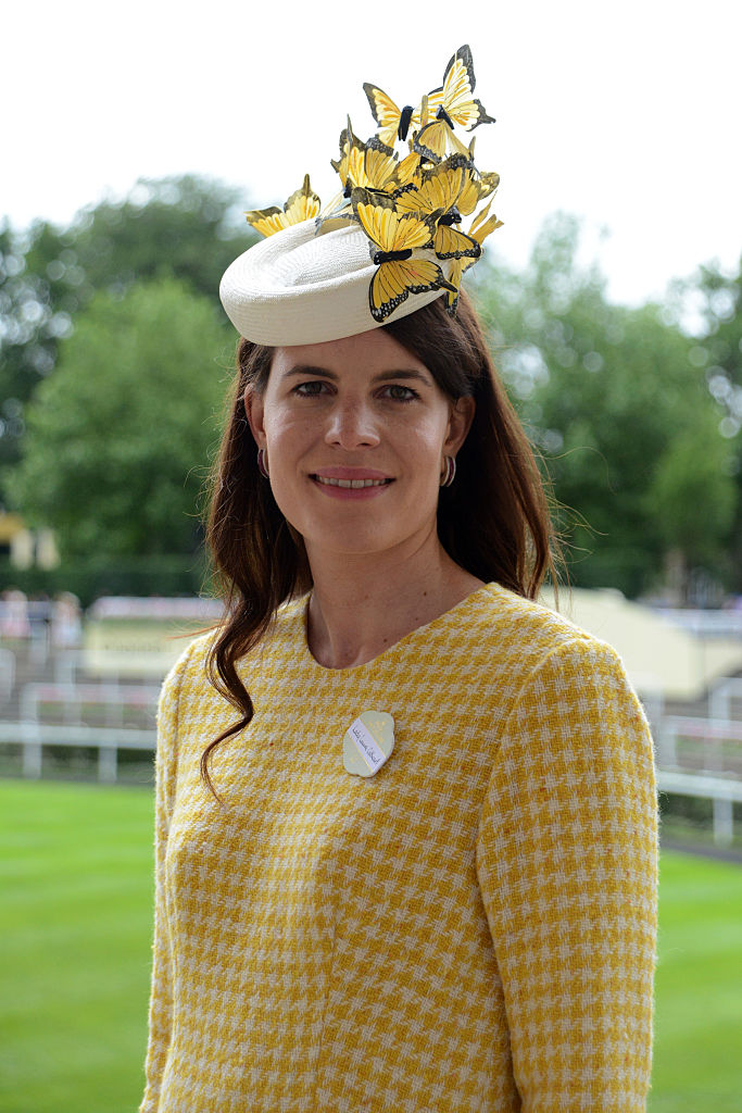 ASCOT, ENGLAND - JUNE 16:  Lady Laura Cathcart attends day 3 of Royal Ascot at Ascot Racecourse on June 16, 2016 in Ascot, England.  (Photo by Kirstin Sinclair/Getty Images for Ascot Racecourse)