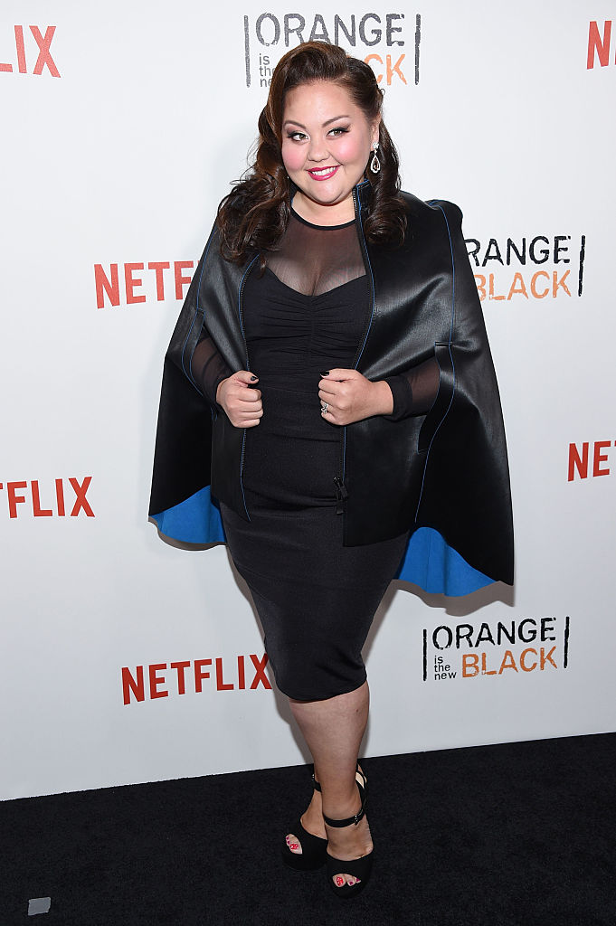 "NEW YORK, NY - JUNE 16: Actress Jolene Purdy attends ""Orange Is The New Black"" premiere at SVA Theater on June 16, 2016 in New York City. (Photo by Dimitrios Kambouris/Getty Images)"