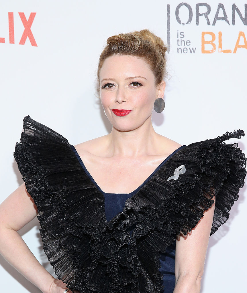 "NEW YORK, NY - JUNE 16: Actress Natasha Lyonne attends ""Orange Is The New Black"" New York City Premiere at SVA Theater on June 16, 2016 in New York City. (Photo by Robin Marchant/Getty Images)"