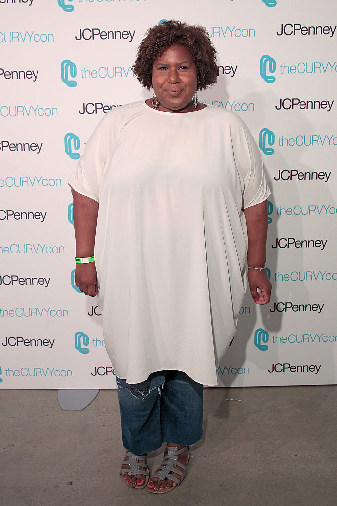 NEW YORK, NY - JUNE 17: Kellie Brown attends TheCurvyCon 2016 at Metropolitan Pavilion West on June 17, 2016 in New York City. (Photo by Randy Brooke/Getty Images)