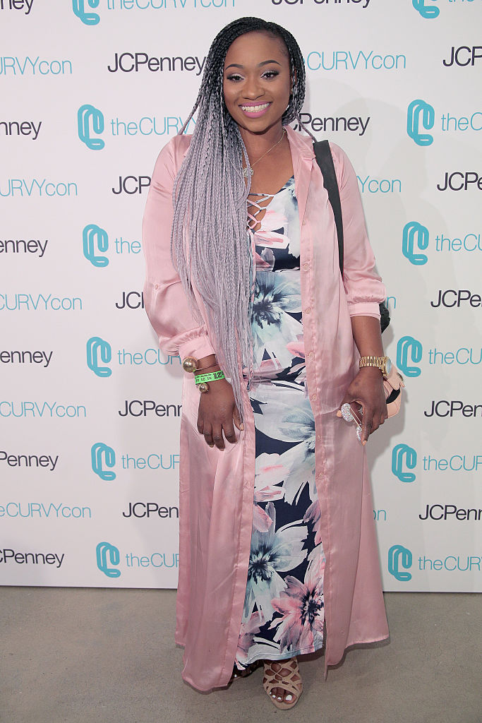 NEW YORK, NY - JUNE 17: Olabisi Oladipo (Road to Fashionable) attends TheCurvyCon 2016 at Metropolitan Pavilion West on June 17, 2016 in New York City. (Photo by Randy Brooke/Getty Images)