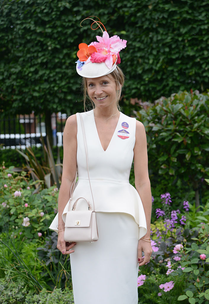 ASCOT, ENGLAND - JUNE 18:  Martha Ward attends day 5 of Royal Ascot at Ascot Racecourse on June 18, 2016 in Ascot, England.  (Photo by Kirstin Sinclair/Getty Images for Ascot Racecourse)