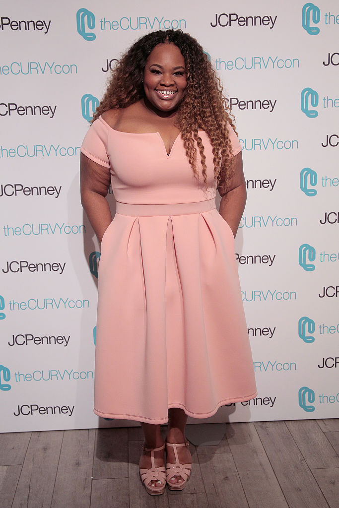 NEW YORK, NY - JUNE 18: Grammy Award-winning artist Tasha Cobbs attends TheCurvyCon 2016 at Metropolitan Pavilion West on June 18, 2016 in New York City. (Photo by Randy Brooke/Getty Images)
