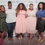 NEW YORK, NY - JUNE 18:  (L-R) Sherri Shepherd, CeCe Olisa, Tasha Cobbs, Chastity Garner and Michelle Buteau attend TheCurvyCon 2016 at Metropolitan Pavilion West on June 18, 2016 in New York City.  (Photo by Randy Brooke/Getty Images)