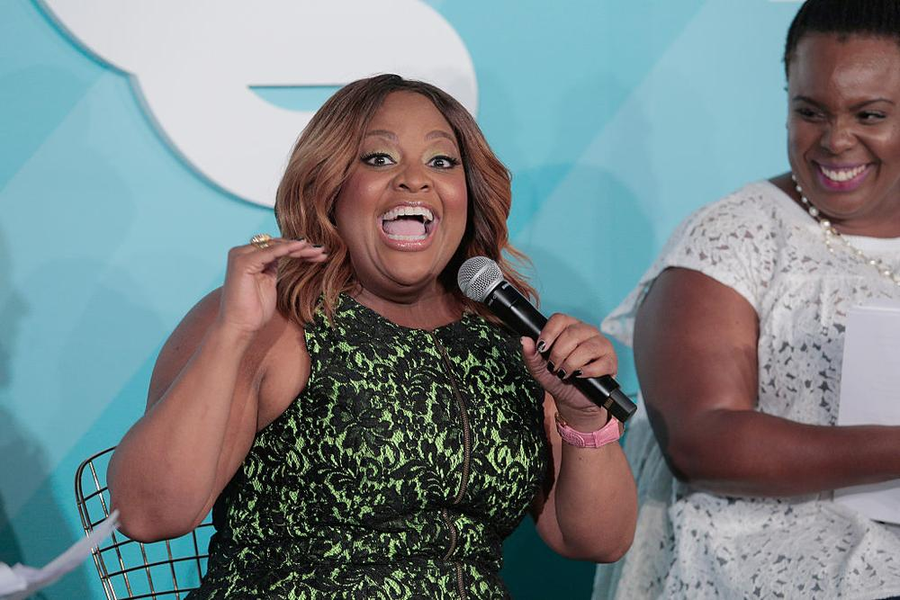 NEW YORK, NY - JUNE 18: Actress and Comedian Sherri Shepherd attends the Conversation Panel discussion during TheCurvyCon 2016 at Metropolitan Pavilion West on June 18, 2016 in New York City. (Photo by Randy Brooke/Getty Images)