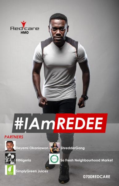 #IAmRedee Ad 1