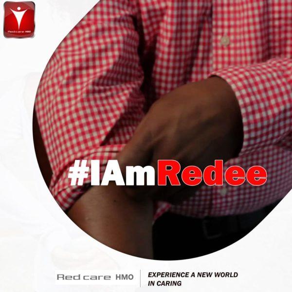 #IAmRedee Ad 3