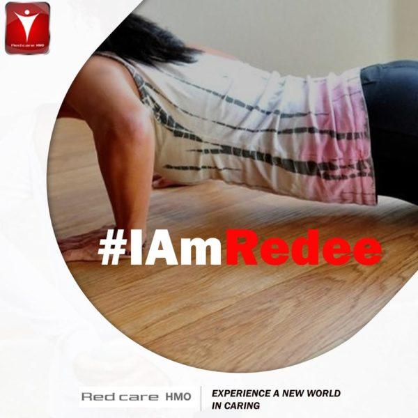 #IAmRedee Ad 4