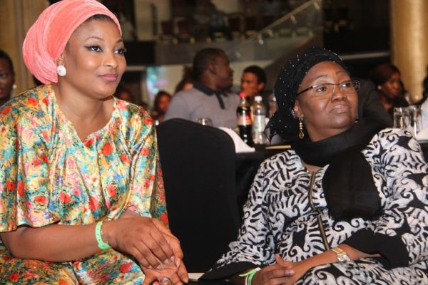 Ibidun Ighodalo and Abimbola Fashola, Former First Lady of Lagos State
