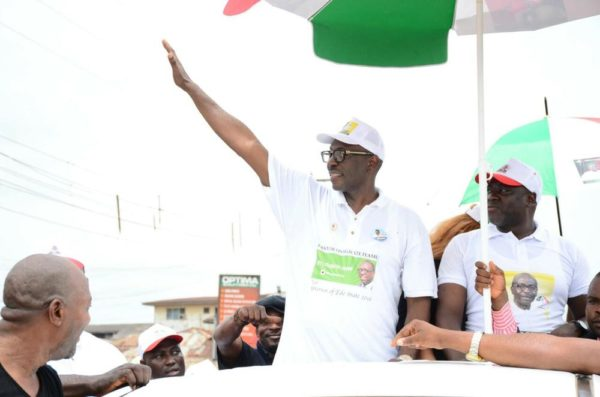 Ize-Iyamu Purchases PDP Nomination Form8
