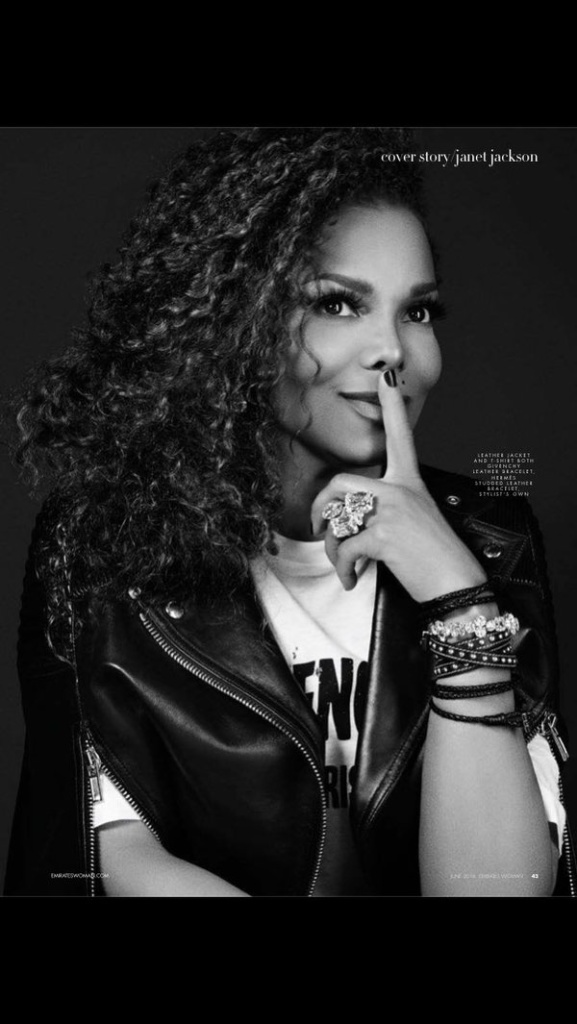 the janet jacksons issue Nipple ripples: 10 years of fallout from janet jackson's halftime  the fcc  finally issues a $550,000 fine against cbs, the largest fine ever.