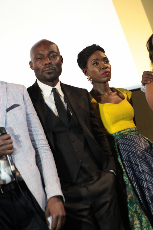Jimmy JEAN-LOUIS (actor) - Lala AKINDOJU (actress) - The CEO