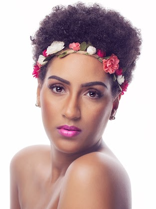 Juliet Ibrahim Announces Lashes, Lipstick Line 1 bellanaija june 2016.