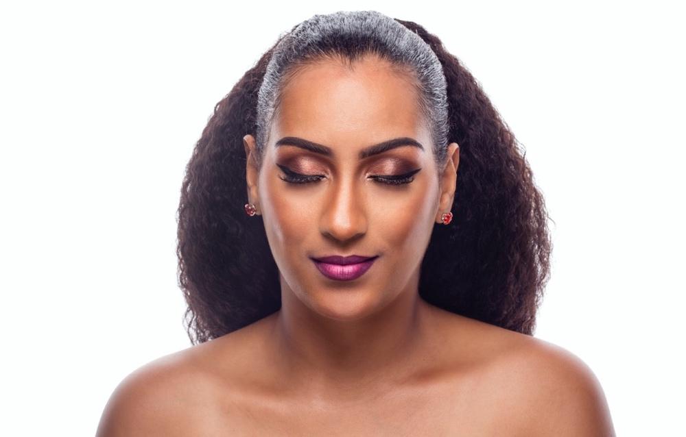 Juliet Ibrahim Launches Eye Lashes line 1bellanaija june 2016_