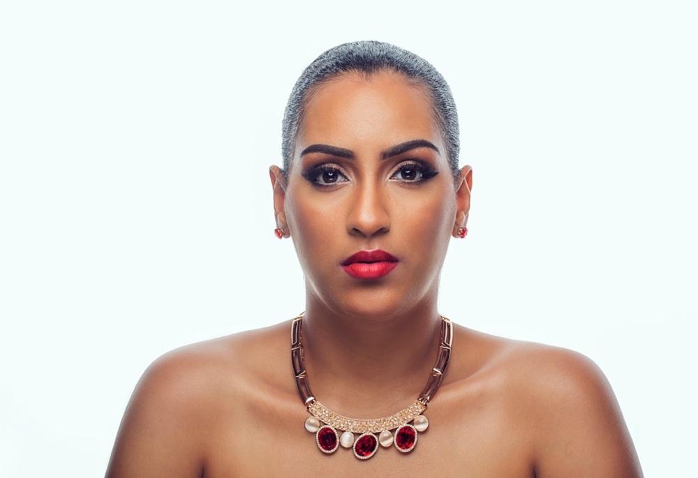 Juliet Ibrahim Launches Eye Lashes line 3bellanaija june 2016_