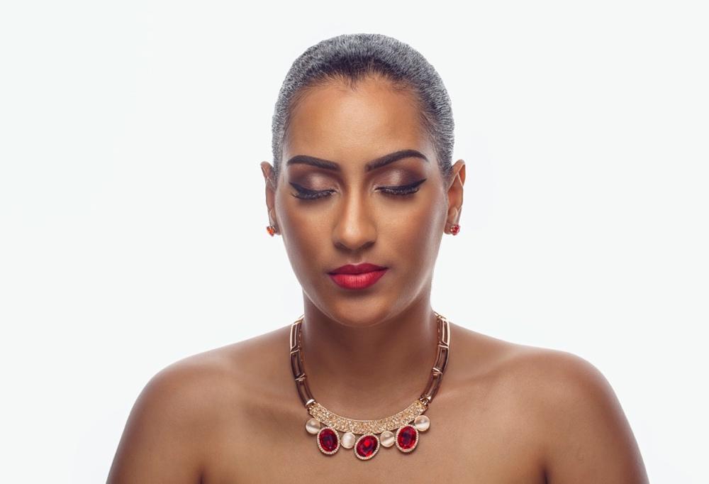 Juliet Ibrahim Launches Eye Lashes line 4bellanaija june 2016_