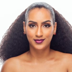 Juliet Ibrahim Launches Eye Lashes line bellanaija june 2016_