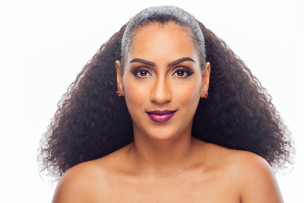 Juliet Ibrahim Launches Eye Lashes line bellanaija june 2016_
