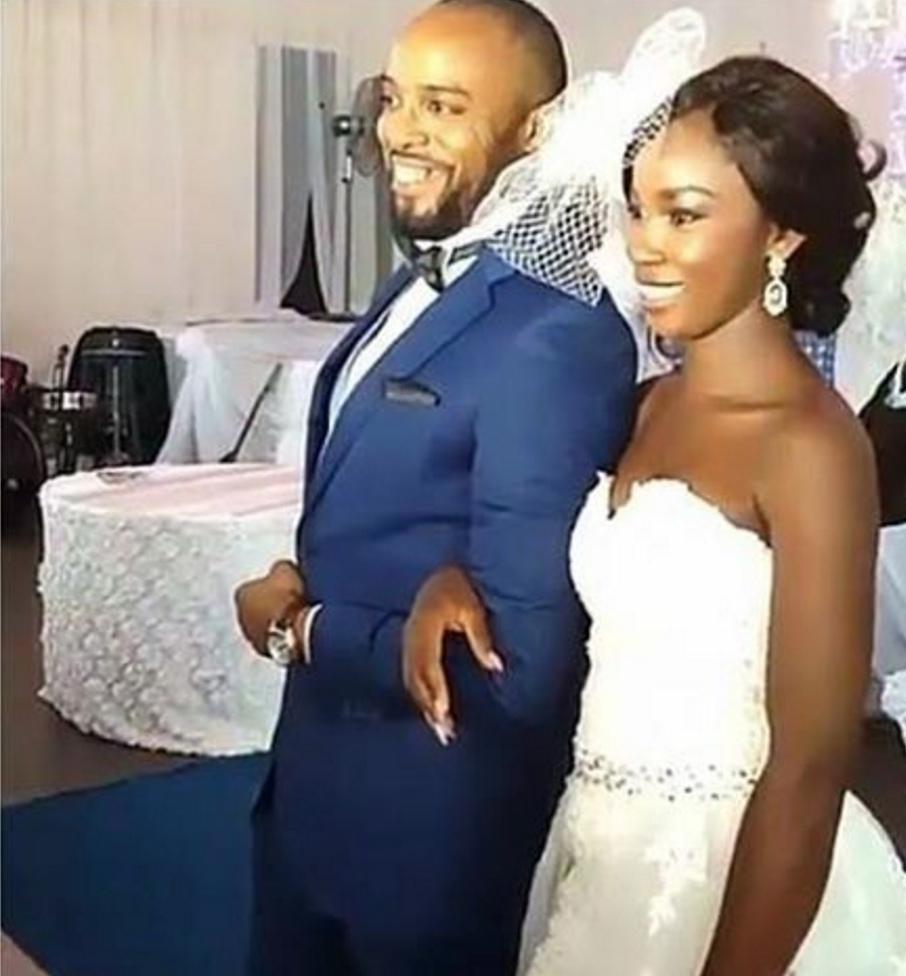 Kalu Ikeagwu and Ijeoma Eze White Wedding_5