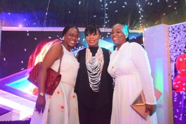 Kemi Adeleke,Ndidi Obioha & Femi Adekoya