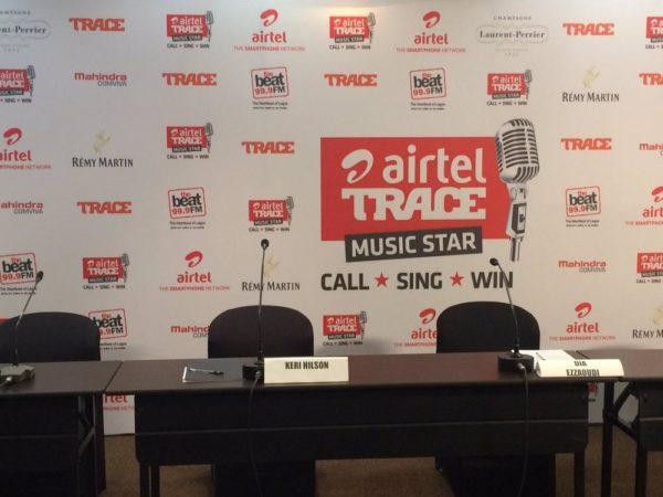 Keri Hilson Airtel Trace Music Star Nigeria (3)