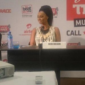 Keri Hilson Airtel Trace Music Star Nigeria (4)