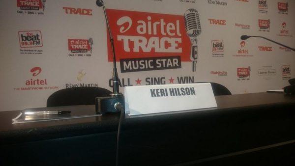 Keri Hilson Airtel Trace Music Star Nigeria (5)