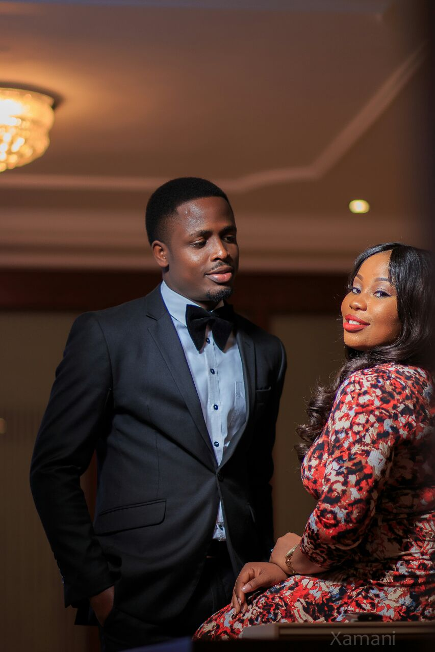 Kuyik and Ubong BBNwonderland Bride 2