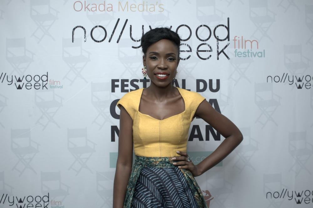 Lala AKINDOJU - Actress - The CEO