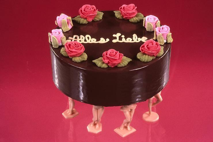 Lena Dunham Cake