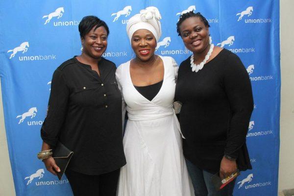 Lola Cardoso, India Arie & Omotola Oyebanjo