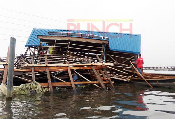 Makoko floating school1