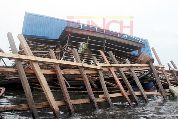 Makoko floating school4
