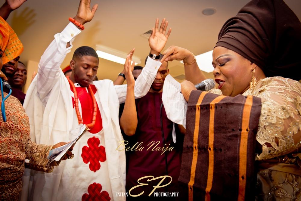 Mary - Marlon - Traditional Wedding - Enitan Photography - UK Wedding - BellaNaija - 2016 - 10