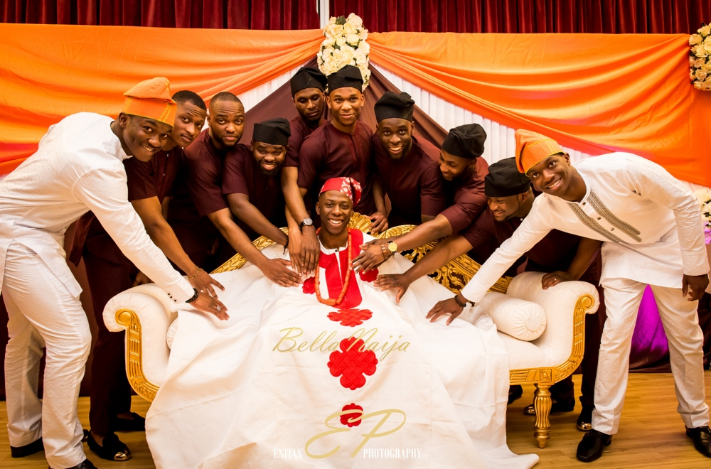 Mary - Marlon - Traditional Wedding - Enitan Photography - UK Wedding - BellaNaija - 2016 - 192