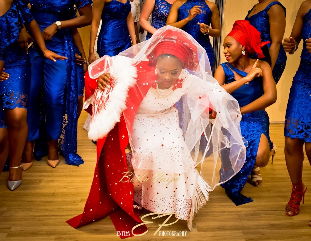 Mary - Marlon - Traditional Wedding - Enitan Photography - UK Wedding - BellaNaija - 2016 - 218