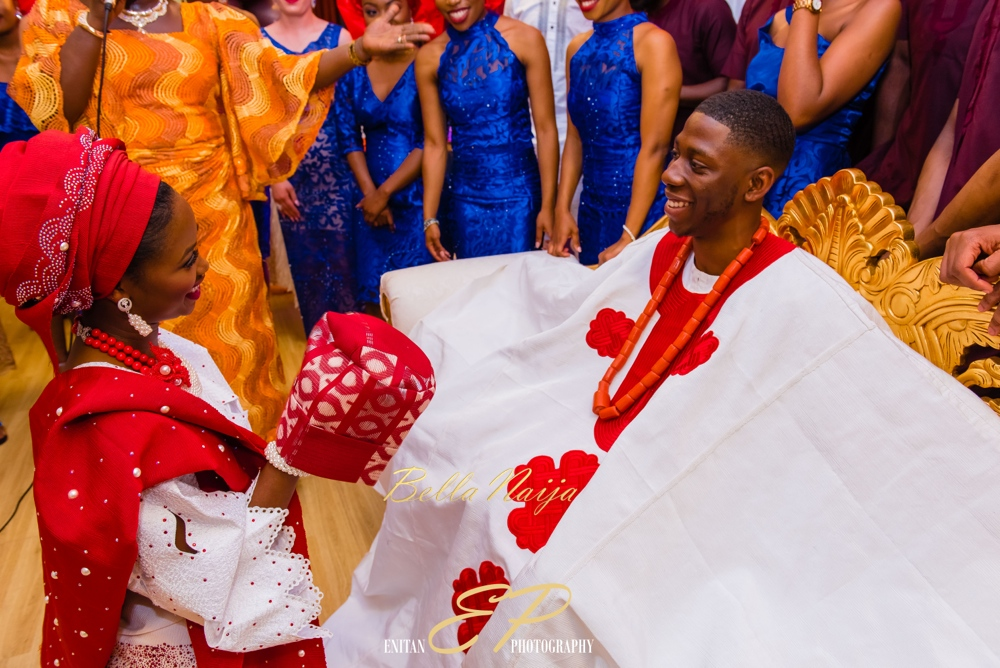 Mary - Marlon - Traditional Wedding - Enitan Photography - UK Wedding - BellaNaija - 2016 - 342