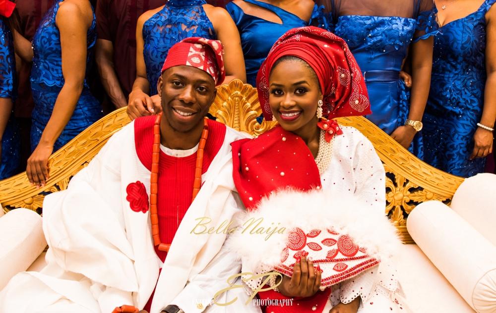Mary - Marlon - Traditional Wedding - Enitan Photography - UK Wedding - BellaNaija - 2016 - 376
