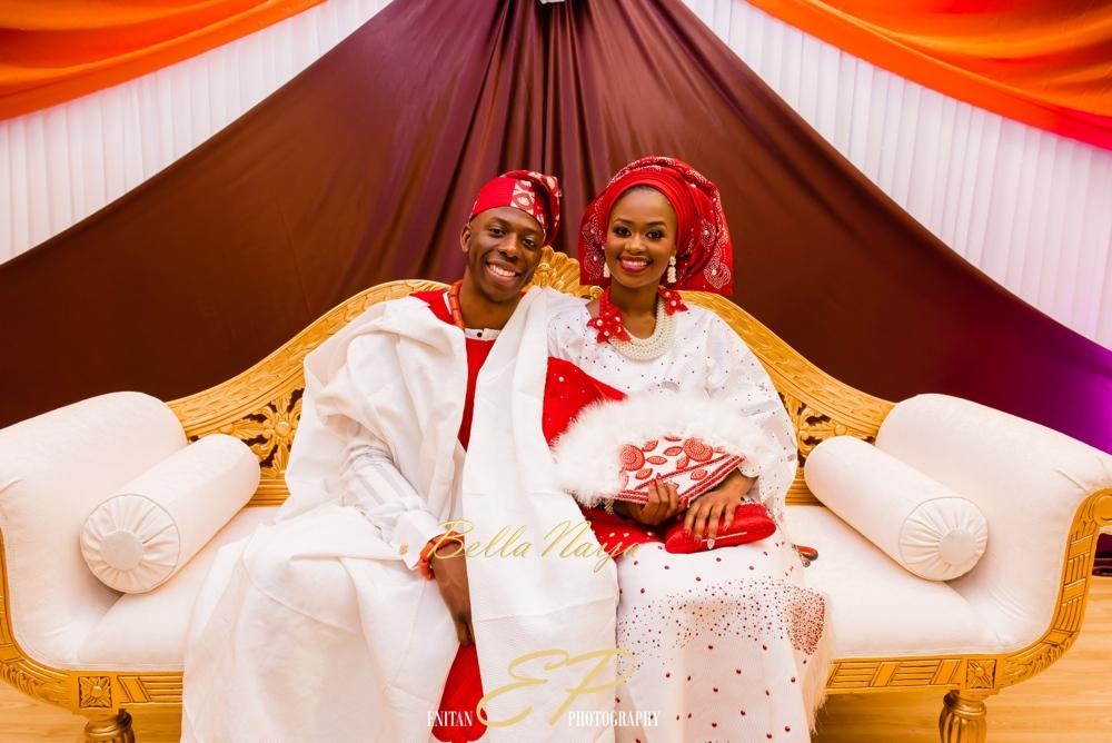 Mary - Marlon - Traditional Wedding - Enitan Photography - UK Wedding - BellaNaija - 2016 - 383