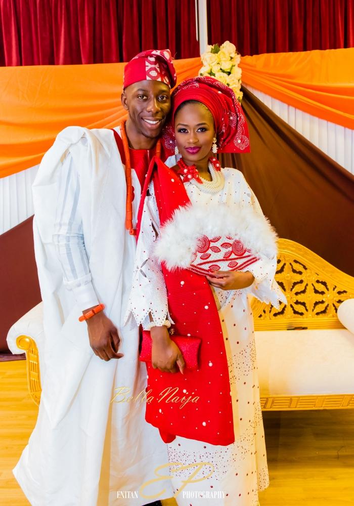 Mary - Marlon - Traditional Wedding - Enitan Photography - UK Wedding - BellaNaija - 2016 - 386